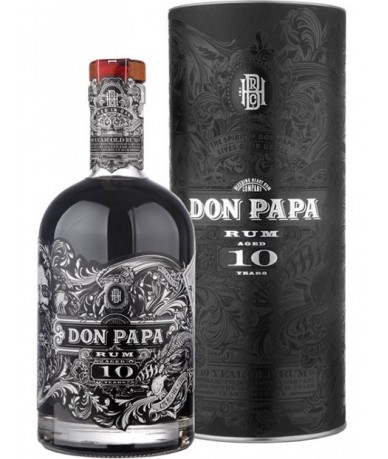 Don Papa 10 Years Old...