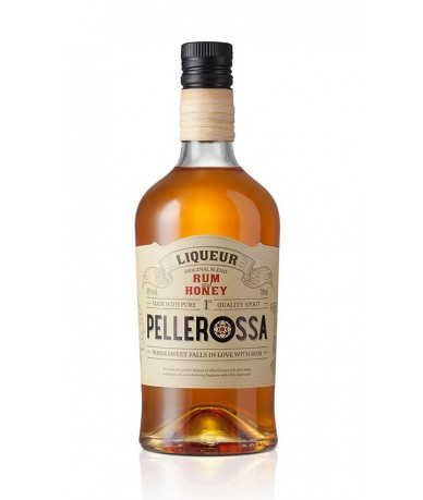 Pellerossa Rum & Honey -...